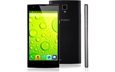 Smartphon Zopo ZP780 Dualsim, černý + 200 Kč za registraci