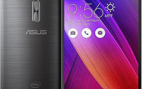 Mobilní telefon Asus ZenFone 2 ZE551ML, černý + 200 Kč za registraci