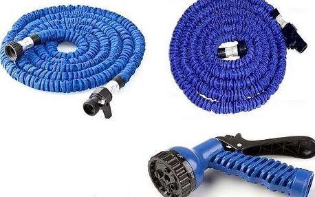 Flexibilní zahradní hadice - velmi odolná