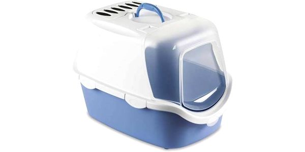 Stefanplast Cathy Easy Clean uzavíratelná / modrá