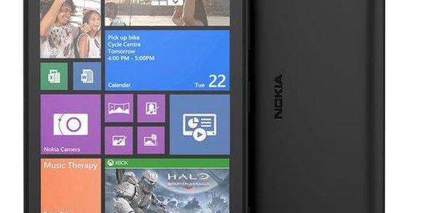 Mobilní telefon Nokia Lumia 1320, černý + 200 Kč za registraci