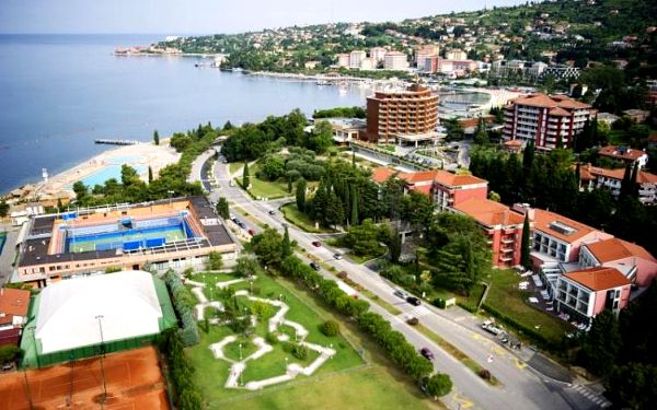 Slovinsko - Portorož na 5 až 8 dní, polopenze s dopravou vlastní