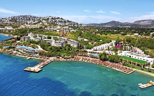 Turecko, Bodrum, letecky na 4 dny s all inclusive