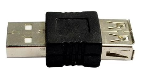 USB male to female adaptér