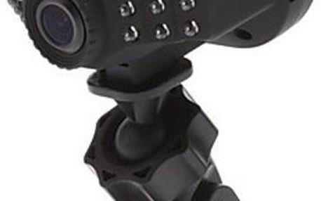 HD kamera do auta s držákem a adaptérem