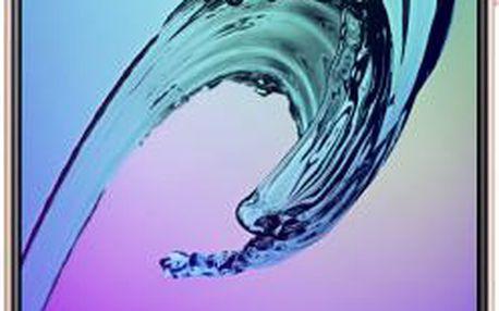 Samsung Galaxy A5 LTE, A510F, Single SIM, růžová - II. jakost