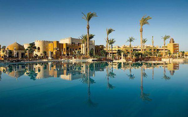 Egypt - Hurghada na 8 až 22 dní, all inclusive s dopravou budapešť nebo vídeň