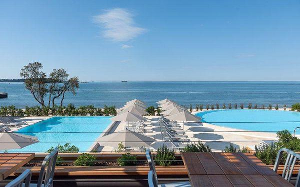 Chorvatsko - Resort Amarin - Riviéra Rovinj / bez stravy, vlastní doprava, 15 nocí, 2 osoby