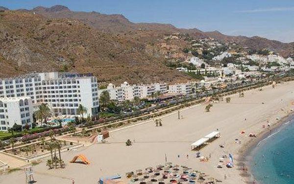 Španělsko - Costa de Almeria na 8 dní, polopenze s dopravou letecky z Prahy