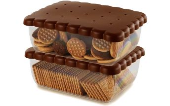 Krabička na sušenky, 2,7 l