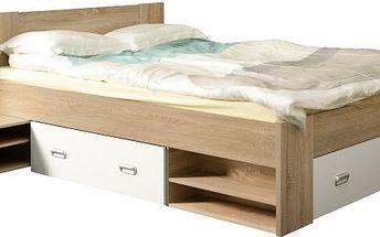 Postel Beds s praktickým úložným prostorem