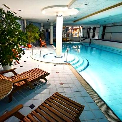 Exkluzivní wellness pobyt v hotelu Prosper pro dva