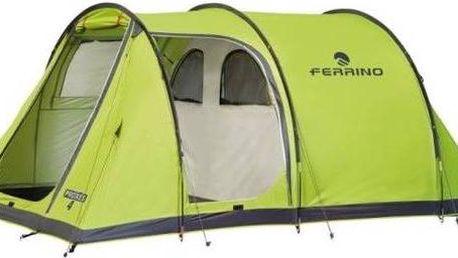 Nejoblíbenější rodinný stan pro 4 osoby Ferrino PROXES 4