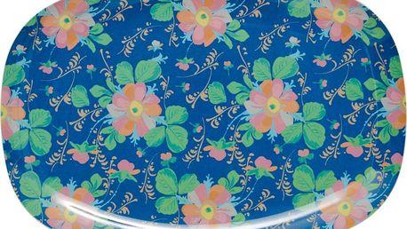Servírovací talíř Blue Flower