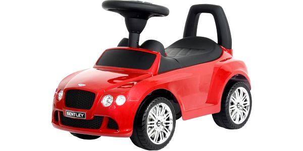 Buddy Toys Odstrkovadlo Bentley BPC 5121 RED