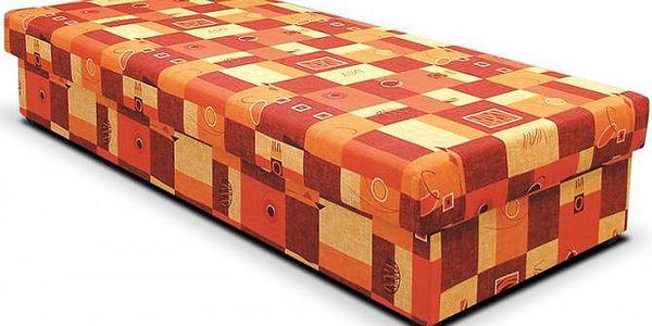 Válenda Dana (oranžová)