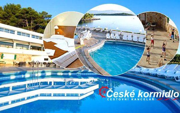 8–10denní Chorvatsko (Hvar) | Dítě ZDARMA | Hotel Fontana Adriatiq | Polopenze | Autobusem nebo vlastní