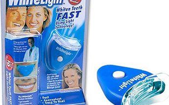 Sada na domácí bělení zubů bez rizika