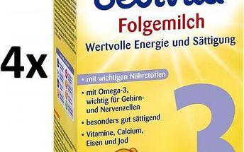 Bebivita 3 - 4 x 500g