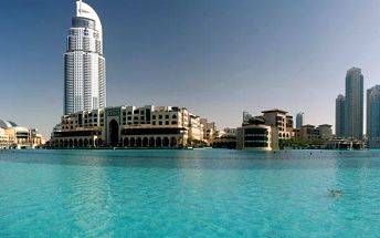 Letenka do Dubaje + ubytování v hotelu