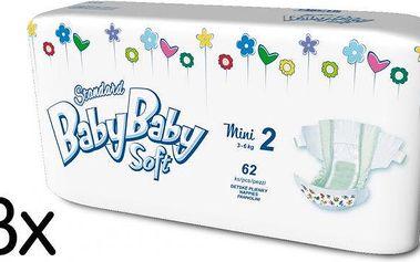 BabyBaby Soft Standard MINI 186 ks