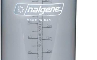 Láhev na vodu NALGENE Wide Mouth 1500 ml grey