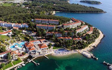 Chorvatsko - Resort Belvedere - Riviéra Poreč / bez stravy, vlastní doprava, 13 nocí, 1 osoba