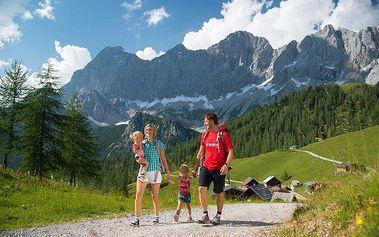 4denní pobyt pro 2 se snídaněmi a saunou v rakouských Alpách v pensionu Savisalo