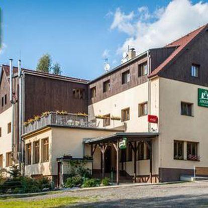 Až 6 dnů s neomezeným wellness a polopenzí pro celou rodinu v Amantis Vital Sport Hotelu****