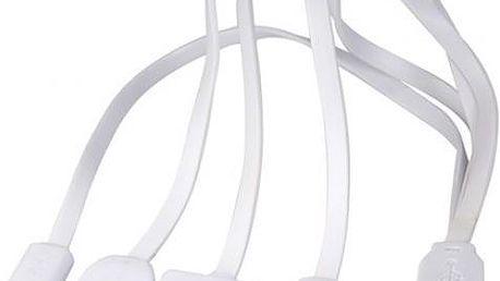 Nabíjecí a datový kabel - 5 konektorů