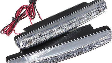 LED světla pro denní svícení - dodání do 2 dnů