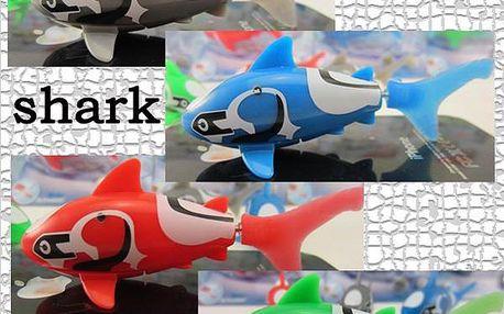 Robo-žralok - ve 4 barvách