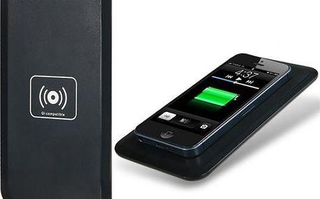 Bezkontaktní indukční nabíječka pro mobilní telefony - 2 barvy