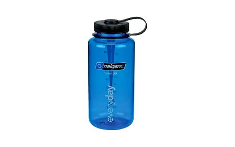 Láhev na vodu NALGENE Wide Mouth 1000 ml blue