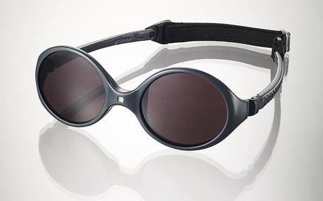 Ki ET LA Chlapecké sluneční brýle Diabola (0-18 měsíců) - tmavě šedé