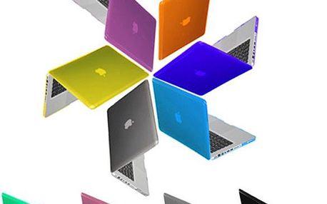 Plastový obal na MacBook Pro 13.3 - více barev