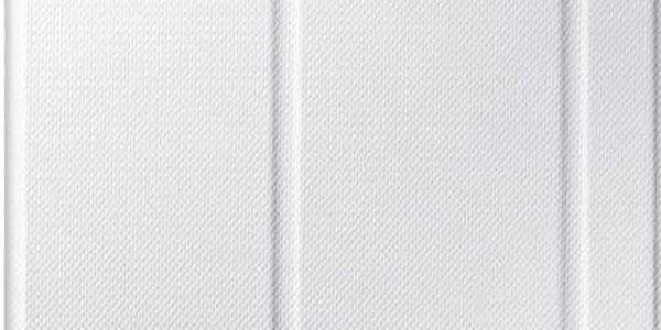 Samsung polohovací pouzdro pro Galaxy Tab E (SM-T560), bílá - EF-BT560BWEGWW