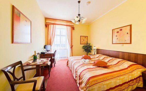 3 dny ve 4* hotelu u zámku Hluboká n. Vltavou s wellness i gastro zážitky5
