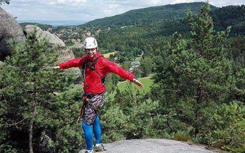 Adrenalinový víkend v Krkonoších - Via Ferraty