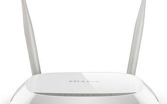 TP-LINK TL-MR3420 + T-mobile Twist Online Internet, SIMka / microSIMka s kreditem 200 Kč