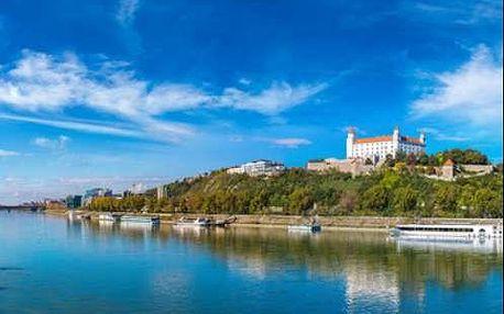 4* hotel u Bratislavy v krásném prostředí s bazénem, se stravou pro 2 osoby