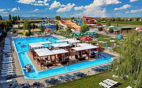 3 až 6denní pobyt pro 2 osoby s polopenzí v hotelu U Wocha u Sence na Slovensku