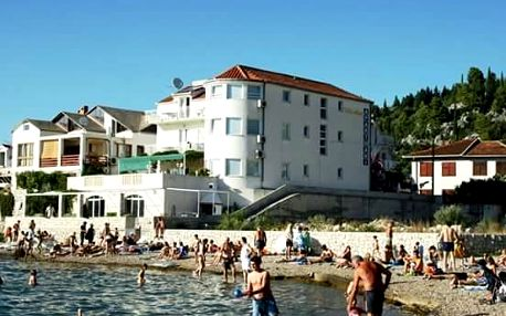 Chorvatsko - Vila Bartul - Riviéra Klek / bez stravy, vlastní doprava, 5 nocí, 5 osob