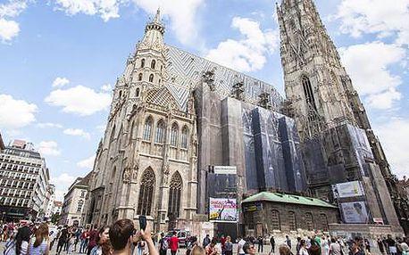 Wellness pobyt pro dva v historické Vídni