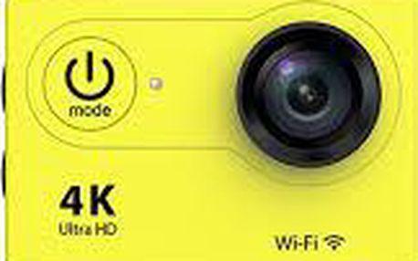 Vodotěsná kamera Eken H9 s příslušenstvím