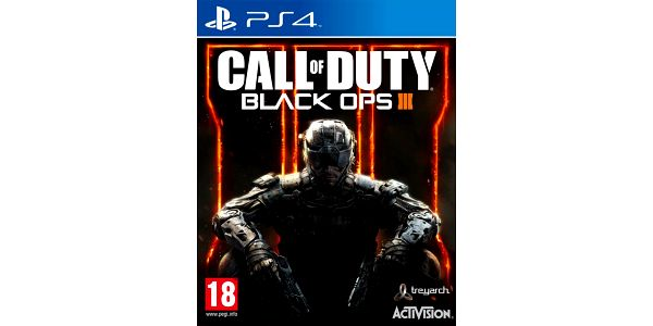 Call of Duty: Black Ops 3 (PS4) - 5030917181658
