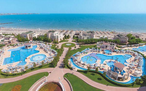Sunset Beach, Bulharsko, Černomořské pobřeží, 8 dní, Letecky, All inclusive, Alespoň 6 ★★★★★★, sleva 35 %