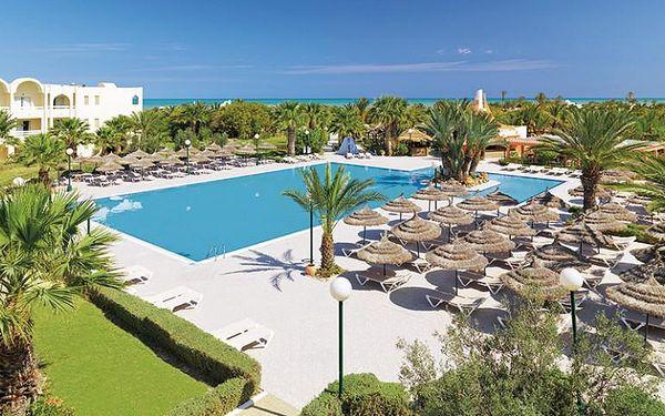Tunisko, Djerba, letecky na 4 dny s all inclusive