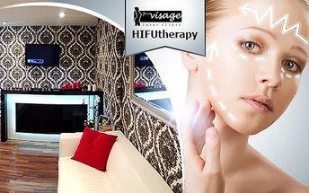 HIFUtherapy - nejlepší neinvazivní omlazení roku 2015: omlazení očního okolí či obličeje, krku a dekoltu