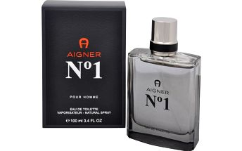 Aigner No. 1 - toaletní voda s rozprašovačem 100 ml + doprava zdarma